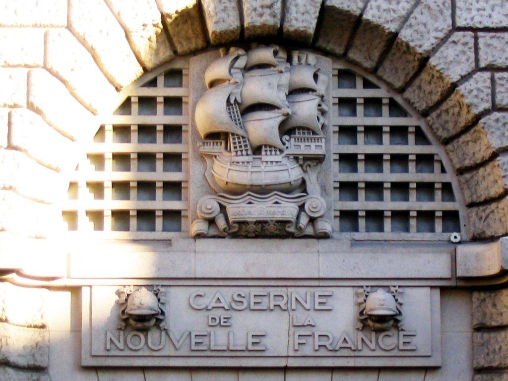Caserne de la Nouvelle-France
