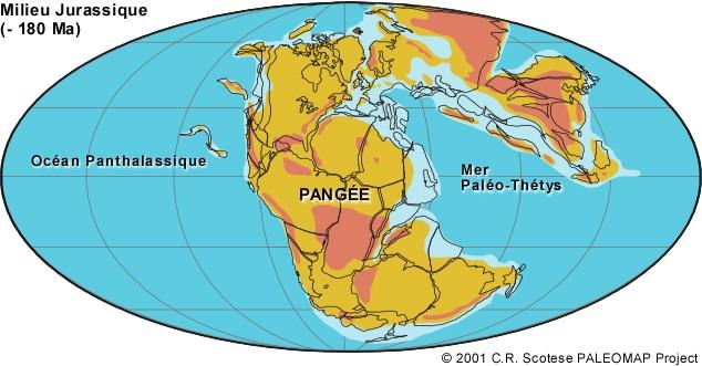 -180 millions d'années