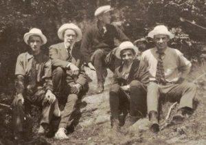 Charles-Théodore Viau et ses 4 fils