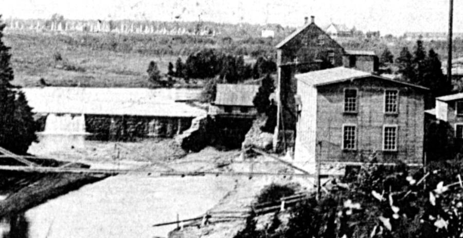 Moulins Vessot, rivière L'Assomption
