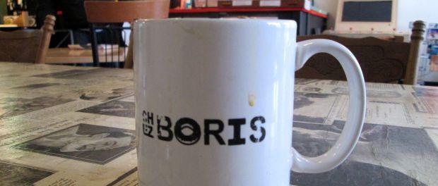 Chez Boris Kvass. Photo Rachel Levine