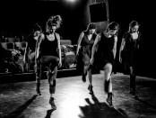 Coming and Going Rehearsal. Photo Oksana Lysenko