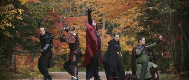 LARPs the series