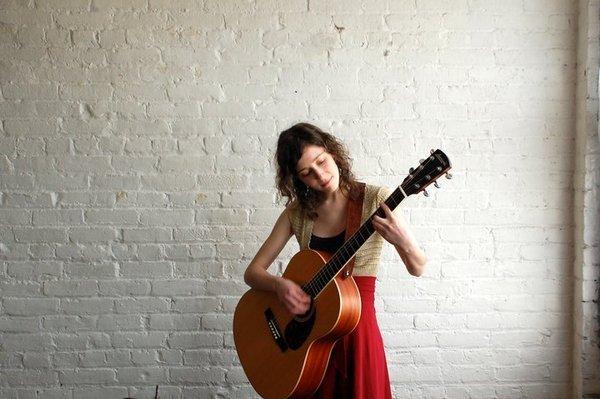 Corrina Rose. Photo Leah Dolgoy