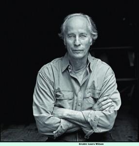 Richard Ford. Photo Laura Wilson.