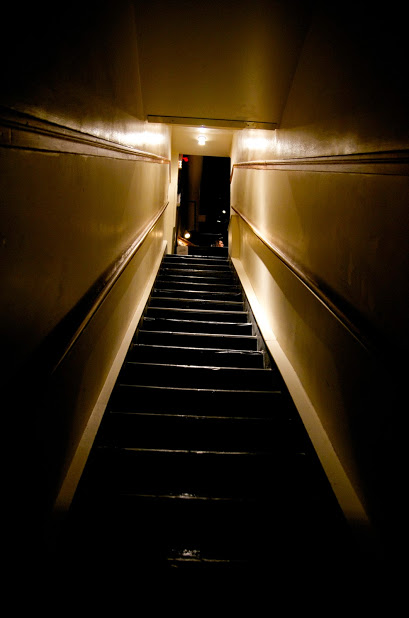 O Patro Vys Stairs