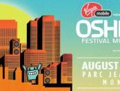 Osheaga Banner from the Osheaga Facebook Page