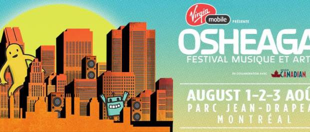 Osheaga Banner from the Osheaga Facebook Page