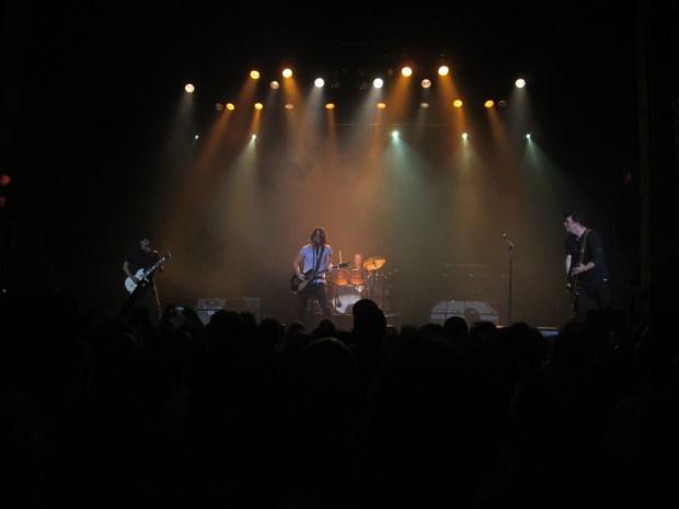 Soundgarden at Metropolis. Photo Jean-Frederic Vachon.