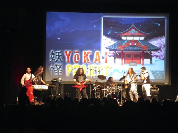 Yokai Project. Otakuthon. Photo Rachel Levine.