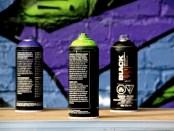 Spray Paint. Under Pressure. Photo Michael Bakouch.