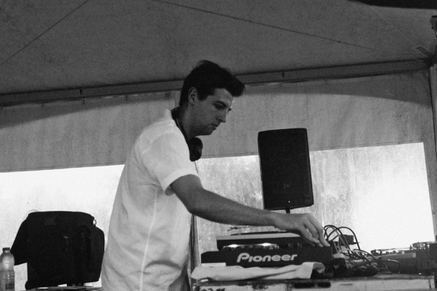 Jamie XX. Piknic Electronik.. Photo Lili Hudecova.