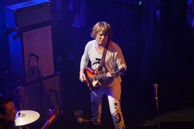 Ty Segall at Club Soda, Montreal Quebec during POP Montreal 2014. Photo by Dominick Mastrangelo