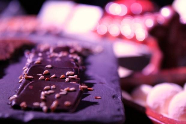 Sesame Chocolate. Photo by Annie Shreeve