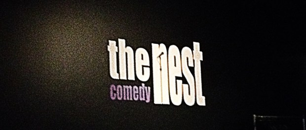 The Comedy Nest photo by Victoria Shinkaruk