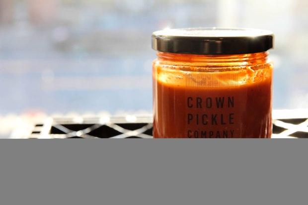 Crown Pickle Company. L'Espace Pop. Photo Magali Crevier.