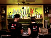 Imadake Bar. Photo Michael Bakouch.