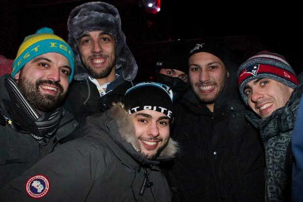 Igloofest January 17 2015. Photo Fernando Landin