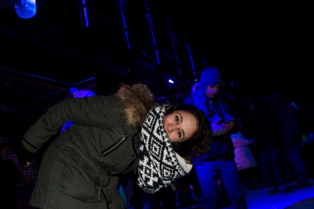 Igloofest. January 30. 2015. Photo Fernando Landin
