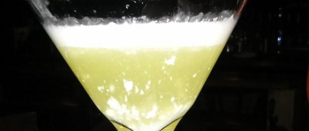 Lemon is the Sky. Bar le lab. Tiki Tuesday.