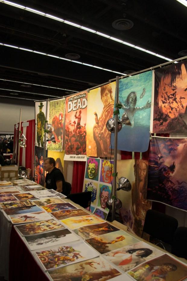 Montreal Comiccon (Photo by Jean-Frederic Vachon)