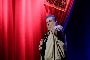 Artie Lange, The Nasty Show, Just for Laughs, Photo: Matthew Cope