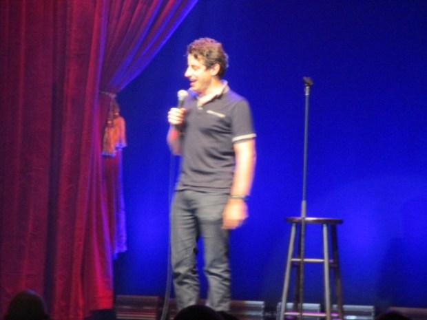 Dan Naturman. Just for Laughs Ethnic Show. Photo Rachel Levine
