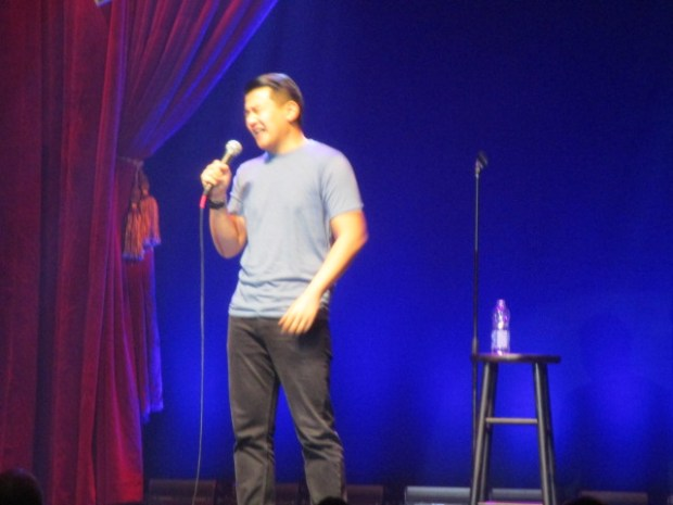 Ronny Chieng. Just for Laughs Ethnic Show. Photo Rachel Levine