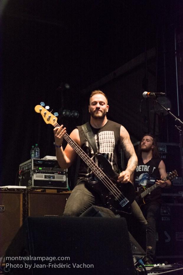 Heavy Montreal - Wilson - August 09 2015