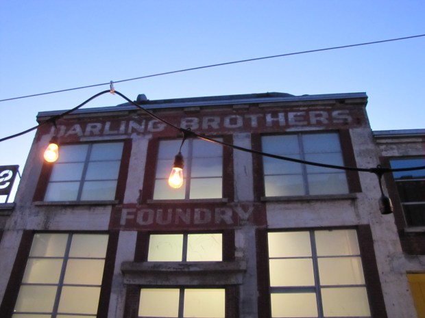 Darling Brothers Foundry. Darling Foundry. Griffintown. 2015. Photo Kate Ellis