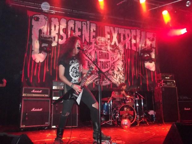 Powercup. Obscene Extreme America. 2015. Photo Chris Aitkens