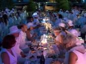 Diner en Blanc 2015. Photo Y.M. Ruzilo.