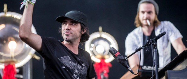 OSHEAGA 2015. Patrick Watson. Photo Pat Beaudry.