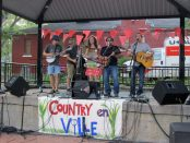 Tin Pan Sally. Country en Ville. 2015. Photo Evelyn Richardson-Haughey