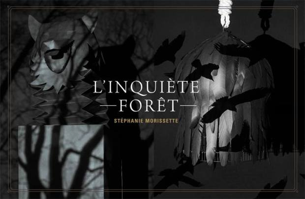 Galerie Dominique BouffardVernissage : Stéphanie Morissette | L'inquiète forêt