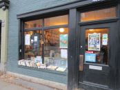 The Word Bookstore. Photo Rachel Levine