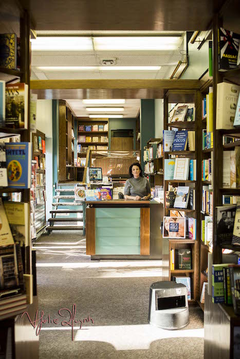 Bibliophile. Photo Lily Huynh
