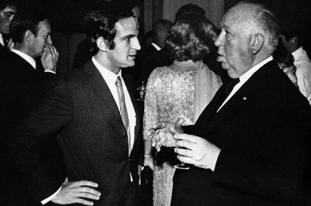 Hitchcock and Truffaut (cinearchive.org)