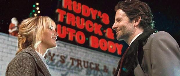 Joy. With Jennifer Lawrence