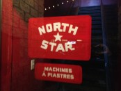 North Star. Pinball Bar. Plateau. Photo Paulette Hall.