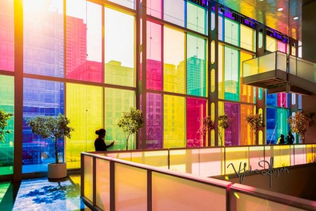 Palais des congres. Montreal. Photo Lily Huynh