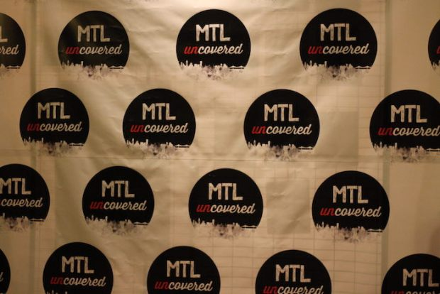 MTL Uncovered. Photo Sarah Bemri.