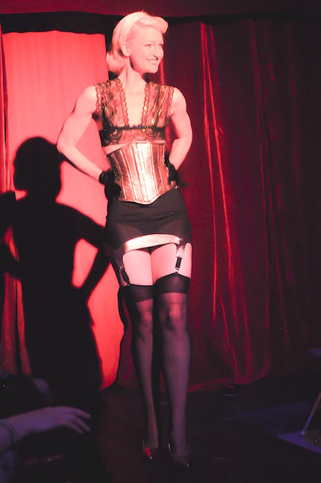Corset Fashion Show. Mademoiselle. Photo Sebastian Mora.