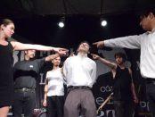 chile. teatro fresa salvaje. Montreal International Anarchist Theatre Festival