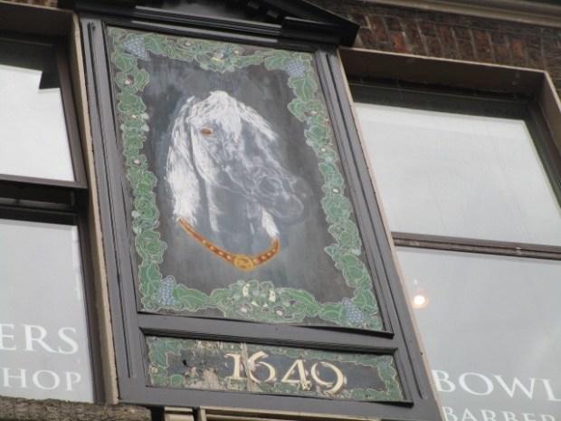 The Bleeding Horse Pub. Dublin. Photo Rachel Levine
