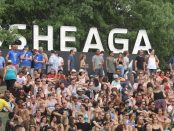Osheaga Crowd. Photo Rachel Levine