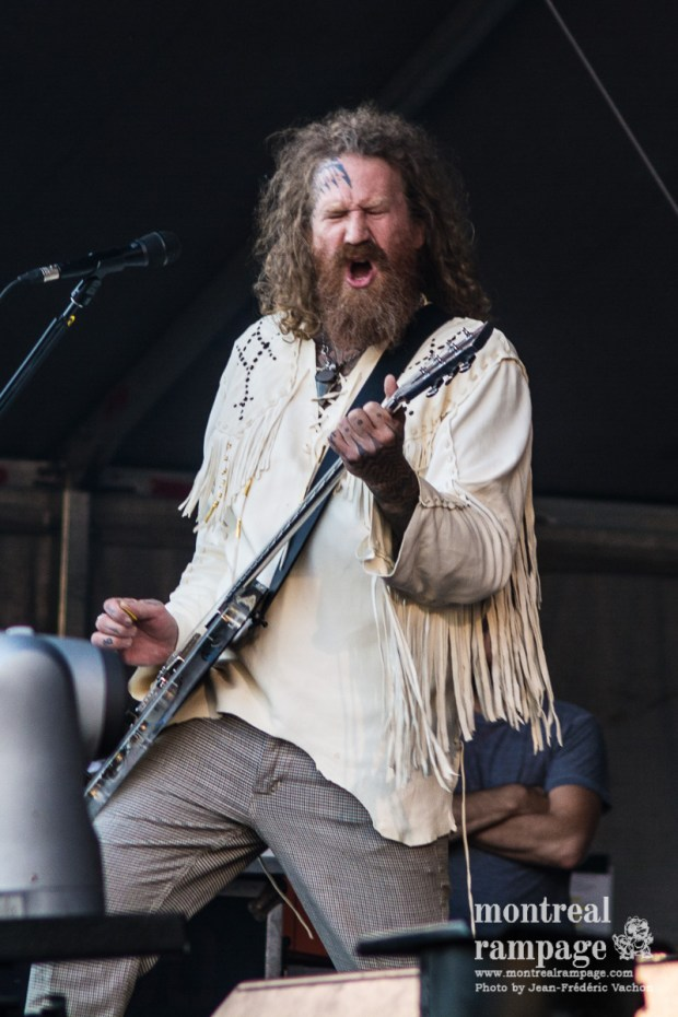 Mastodon (Photo by Jean-Frederic Vachon)