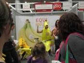 Expo Manger Santé et Vivre Vert 2017. Photo Rachel Levine