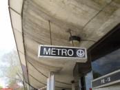 Pie Neuf Metro. Photo Rachel Levine