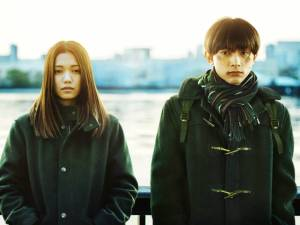 A tale from the '90s: Fumi Nikaido (left) and Ryo Yoshizawa navigate the pitfalls of youth in Isao Yukisada's 'River's Edge.'   ©2018 RIVER'S EDGE FILM PARTNERS/KYOKO OKAZAKI/TAKARAJIMASHA
